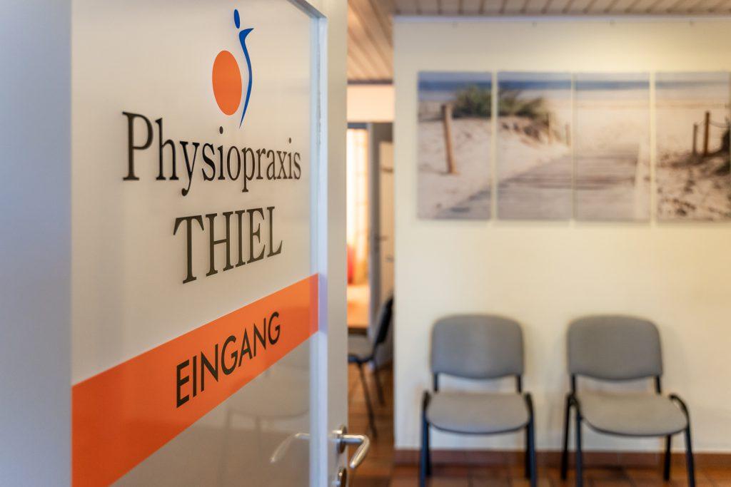 Die Physiotherapiepraxis Thiel in Syke behandelt im 25 Minuten Rhythmus
